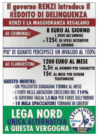 reddito delinquenza