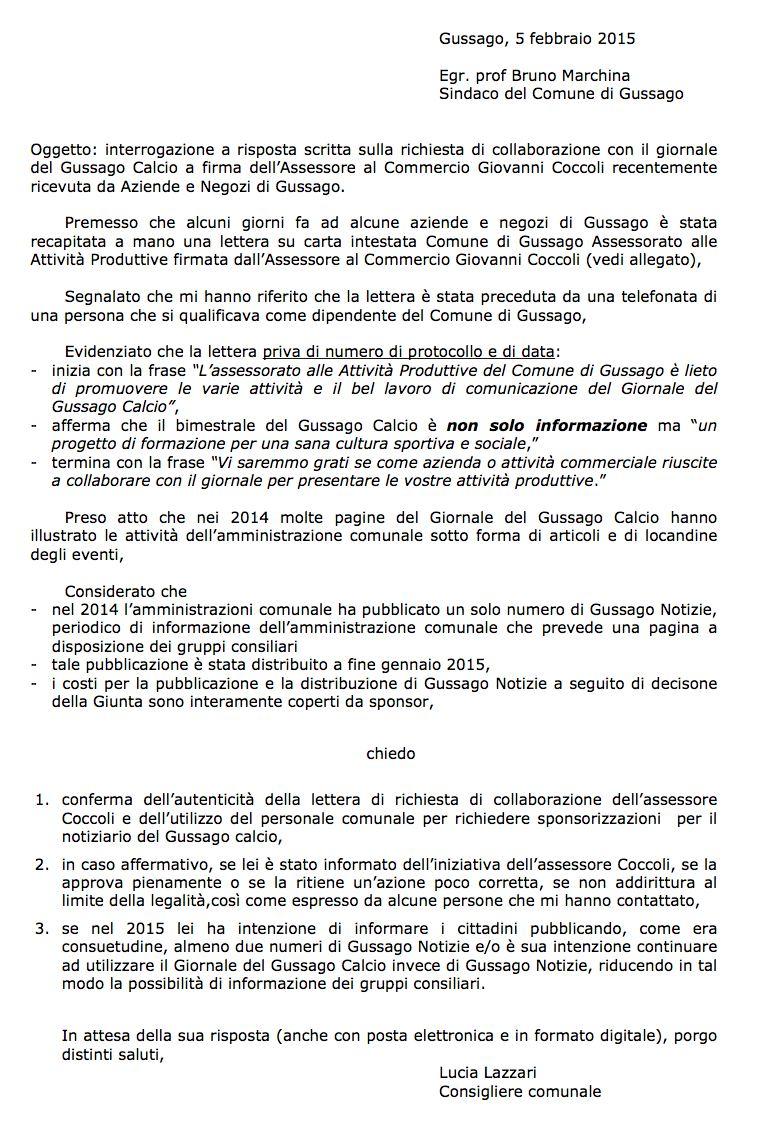 2015-02-05 IG lettera Cocoli