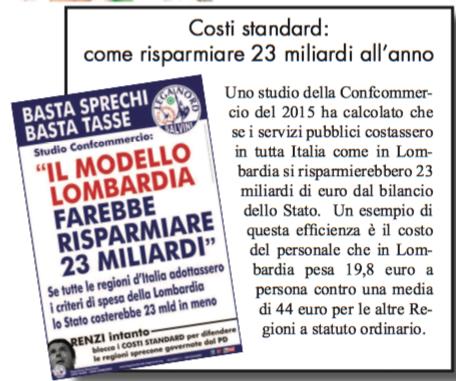 2016-02 costi standard
